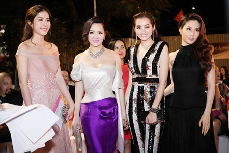 Giang My, Mai Thu Huyen long lay du Lien hoan phim - Anh 7