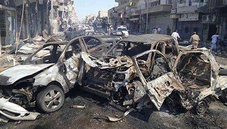 IS 'doi do' sang Libya sau khi Nga pha huy Raqqa - Anh 1