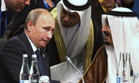 Gia dau giam khong lam Putin ban tam - Anh 1