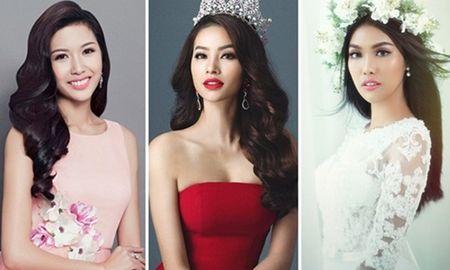 2015: Nam cua nhan sac Pham Huong, Lan Khue? - Anh 1
