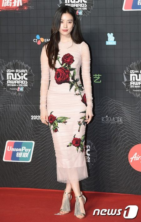 Dan sao Kpop do bo le trao giai MAMA 2015 - Anh 11