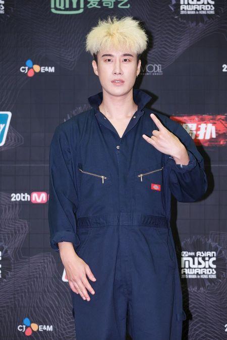 Dan sao Kpop do bo le trao giai MAMA 2015 - Anh 15