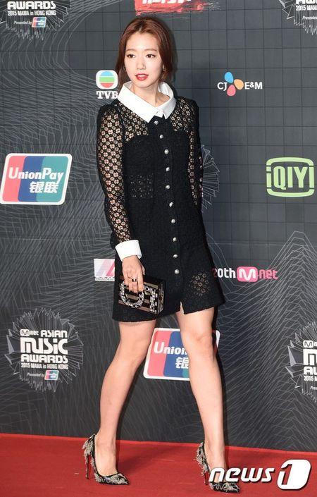 Dan sao Kpop do bo le trao giai MAMA 2015 - Anh 3