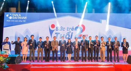 "Tan A Dai Thanh to chuc thanh cong dai le hoi ""Suc tre tuoi 22"" - Anh 3"