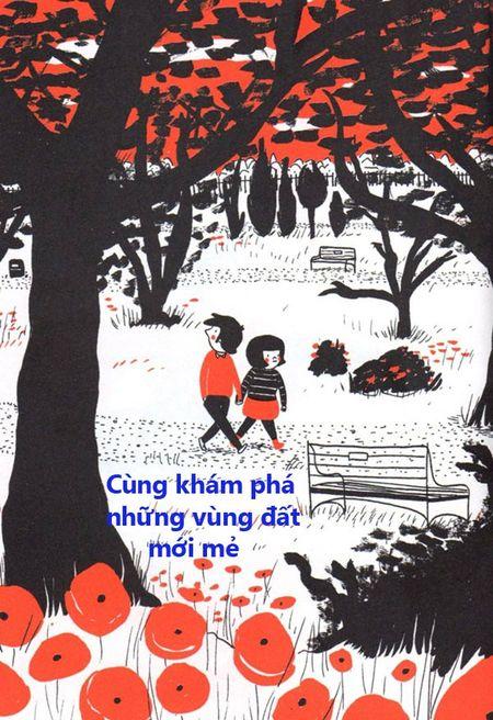 Anh dang yeu: Gia dinh nong am voi nhung dieu gian di - Anh 13