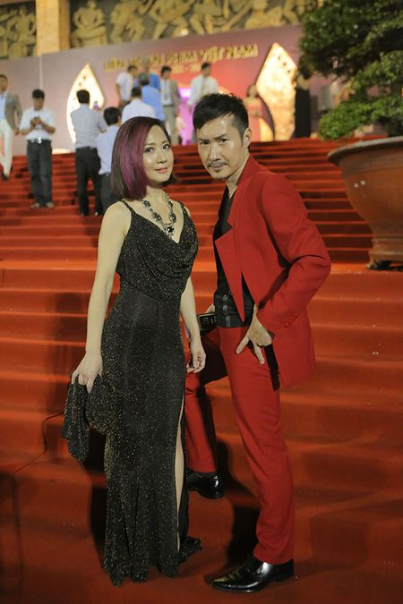 Tai tu Hong Kong xuat hien tai LHP Viet Nam 2015 - Anh 1