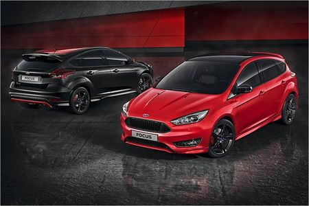 Ford Focus Sport ca tinh hon ve phong cach - Anh 2