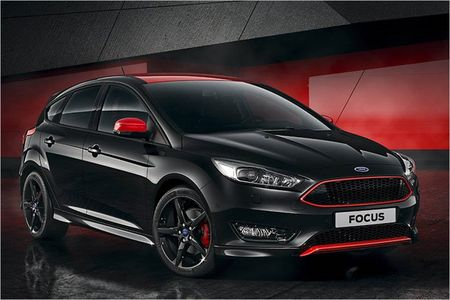 Ford Focus Sport ca tinh hon ve phong cach - Anh 3