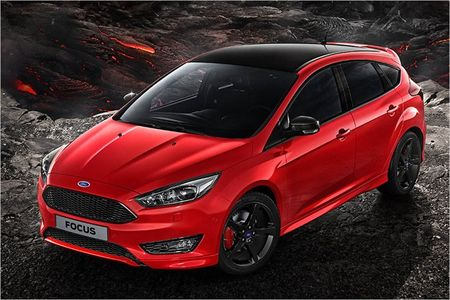 Ford Focus Sport ca tinh hon ve phong cach - Anh 5