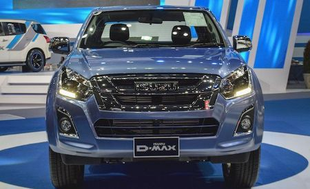 Isuzu khoe D-Max ban nang cap tai Motor Expo 2015 - Anh 6
