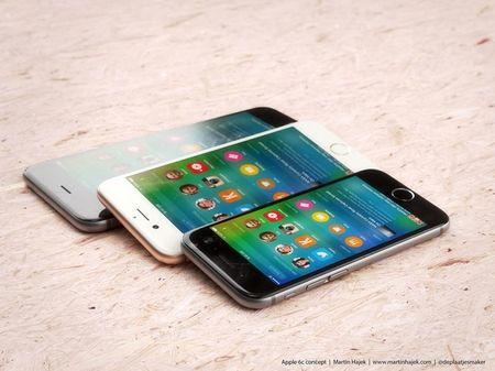 iPhone 6c sap ra mat voi gia tu 400-500USD - Anh 1