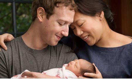 Mark Zuckerberg hien 99% tai san sau khi don con gai dau long - Anh 1