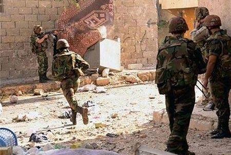 Chien su Syria: giao tranh ac liet o Aleppo, Daraa - Anh 1