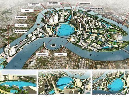Bitexco va Emaar Properties xay khu do thi Binh Quoi – Thanh Da - Anh 1