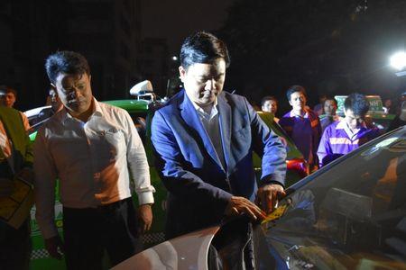 "4.000 nguoi tham du chuong trinh ""Ket noi cong dong-Vi an toan giao thong"" - Anh 5"