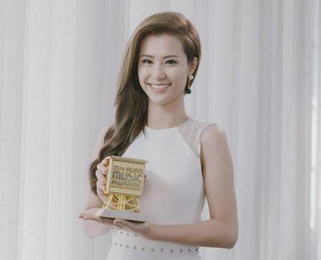 Dong Nhi doat giai Nghe si chau A xuat sac nhat MAMA 2015 - Anh 1