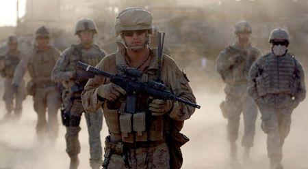 My tu dong cu dac nhiem chong IS khong duoc Iraq cho phep - Anh 1