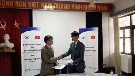 Han Quoc tang he thiet bi quan trac phong xa moi truong truc tuyen EFRD-3300 cho Viet Nam - Anh 1