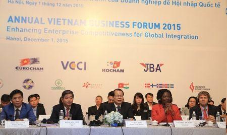 VBF cuoi ky 2015: Kien nghi giai toa nhieu diem nghen - Anh 1