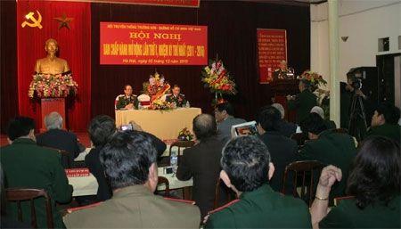 Hoi Truyen thong Truong Son - Duong Ho Chi Minh Viet Nam van dong duoc hon 12 ty dong tri an dong doi - Anh 1