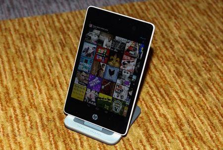 HP Slate 8 Pro: May tinh bang tu My tam gia 3 trieu dong - Anh 1