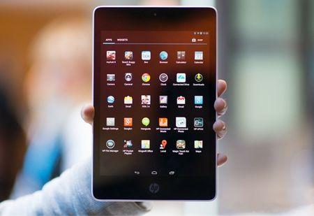 HP Slate 8 Pro: May tinh bang tu My tam gia 3 trieu dong - Anh 4