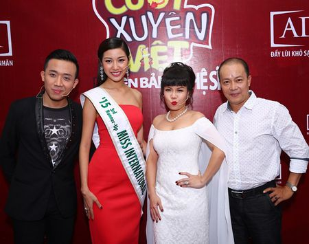 Truong Nhi mac goi cam di dien hai cung La Thanh - Anh 7
