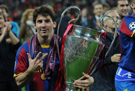 5 ky luc cua Lionel Messi kho bi pha - Anh 1