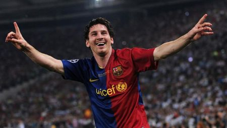 5 ky luc cua Lionel Messi kho bi pha - Anh 3