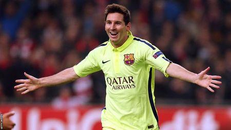 5 ky luc cua Lionel Messi kho bi pha - Anh 4