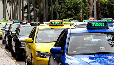 Nhung nghich ly ve cuoc taxi Viet Nam - Anh 1