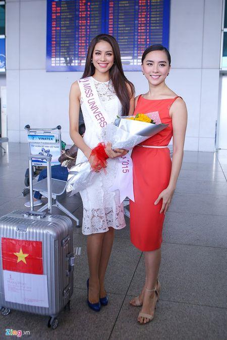Pham Huong tam biet me len duong thi HH Hoan vu The gioi - Anh 5