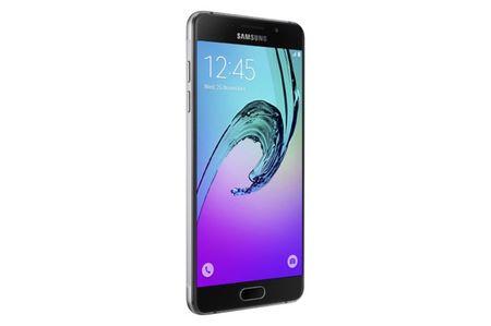 Samsung ra mat Galaxy A3, A5, A7 moi: Manh me hon, giong S6 - Anh 1