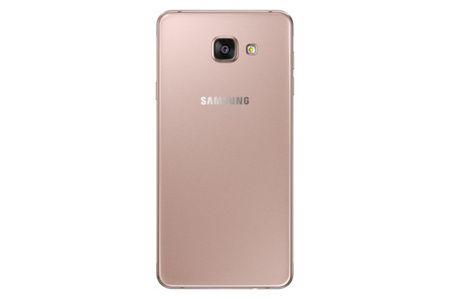 Samsung ra mat Galaxy A3, A5, A7 moi: Manh me hon, giong S6 - Anh 3