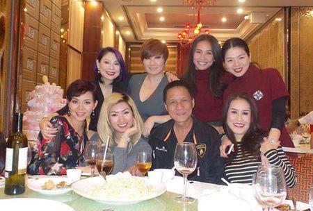 Banh mung day thang cuc doc cua con gai Ha Kieu Anh - Anh 3