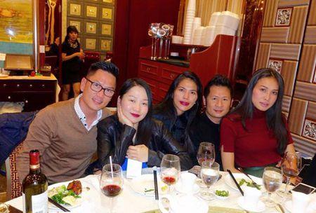 Banh mung day thang cuc doc cua con gai Ha Kieu Anh - Anh 4