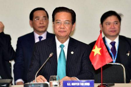 Viet Nam chung tay cung the gioi ung pho bien doi khi hau - Anh 1