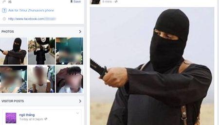 3 hoc sinh cap 2 mao danh phien quan IS tren Facebook - Anh 1