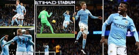 CAP NHAT tin sang 02/12: Man City thang dam o Cup Lien doan. Man United theo duoi Aubameyang - Anh 1