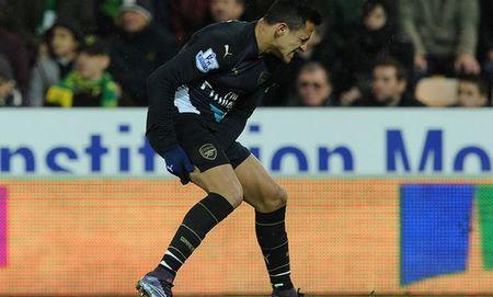 Arsenal don tin rat vui ve Alexis Sanchez - Anh 1