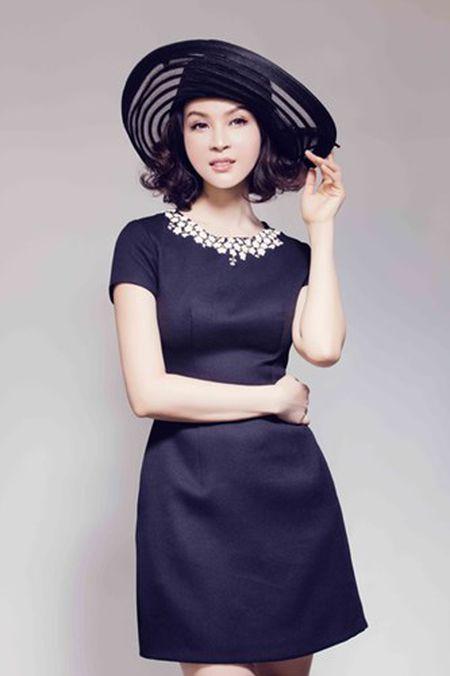 Thanh Mai xinh dep va tuoi tre du da ngoai tu tuan - Anh 10