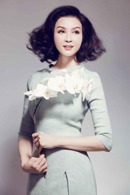 Thanh Mai xinh dep va tuoi tre du da ngoai tu tuan - Anh 6
