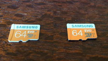 Cach phan biet the microSD that va gia - Anh 2