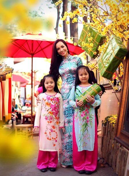 Ca si Thu Phuong: Day con khong duoc quen le Tet cua dan toc - Anh 2