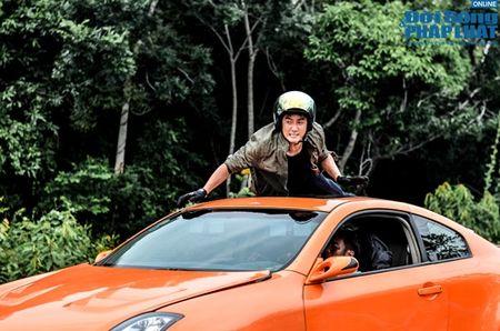 Phim Tet 2016: Hieu Hien, Binh Minh tu thuc hien canh hanh dong mao hiem - Anh 3