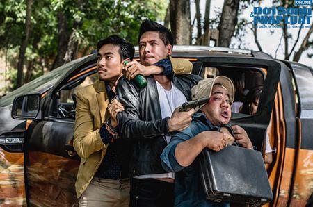 Phim Tet 2016: Hieu Hien, Binh Minh tu thuc hien canh hanh dong mao hiem - Anh 4