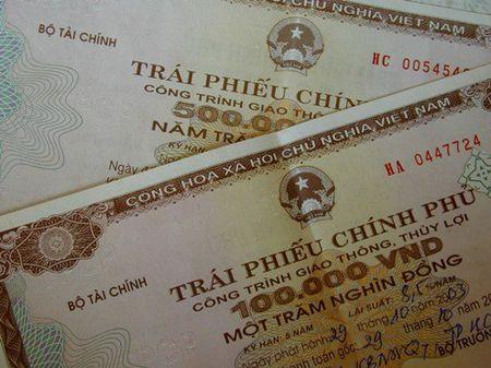 Huy dong hon 24,4 nghin ty dong qua dau thau - Anh 1
