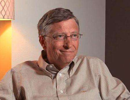 Bill Gates co thoi quen nho bien so xe cua nhan vien - Anh 1