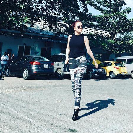 Me man street style cua my nhan Viet nhung ngay giap Tet - Anh 11