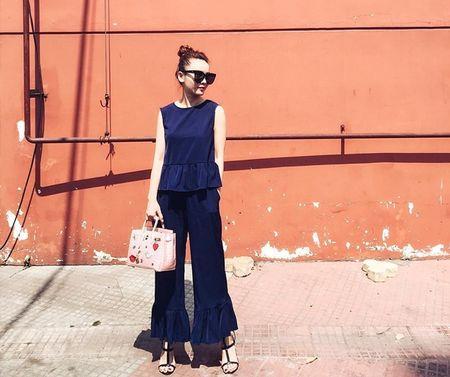 Me man street style cua my nhan Viet nhung ngay giap Tet - Anh 12